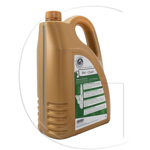 Mineral oil for chainsaw